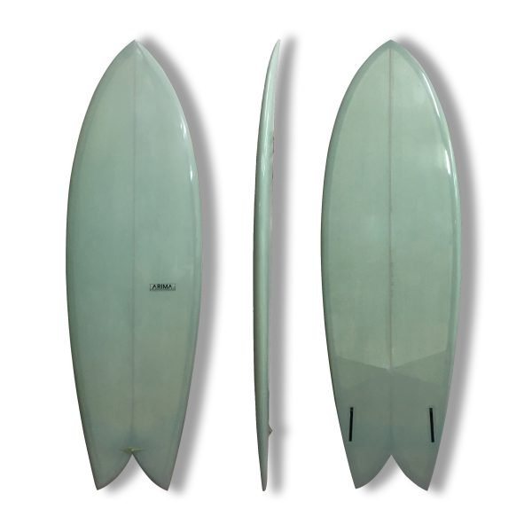Tin´s-Fish arima surfboards